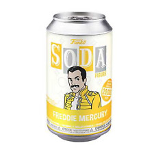 Funko Soda : Queen - Freddie Mercury Vinyl Figure - Factory Sealed!