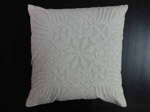 Details about Hand Applique Work Cushion Cover Set Of 5 Pillow Cover Indian Cutwork Boho Throw
