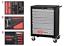 Indexbild 1 - KS TOOLS Werkstattwagen 7 Schubladen gefüllt mit 112 Premium-Werkzeugen 838.0007