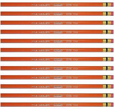 20064-12PC Prismacolor Col-erase Erasable Colored Pencil Orange