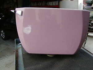 American Standard 4078 Orchid Pink Toilet Tank Very Rare