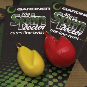 Gardner-NEW-Spin-Doctor-Cures-Line-Twist-Remover-Rod-Reel-Distance-Casting-Lead
