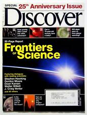 DISCOVER MAGAZINE OCTOBER OCT 2005 25TH