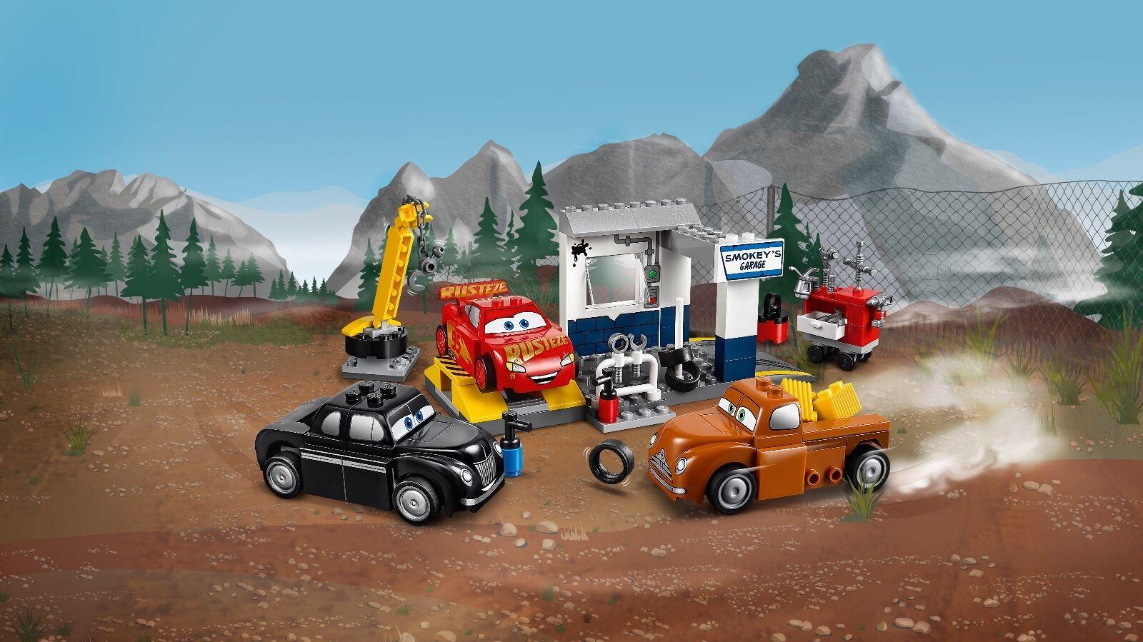 LEGO® Juniors 10743 Smokeys Smokeys Smokeys Garage NEU OVP_ Smokey's Garage NEW MISB NRFB fe72da