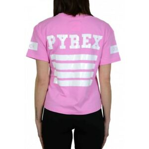 Jersey T Pyrex shirt Rosa In Bubble Donna 33820 qqw7Wp8t