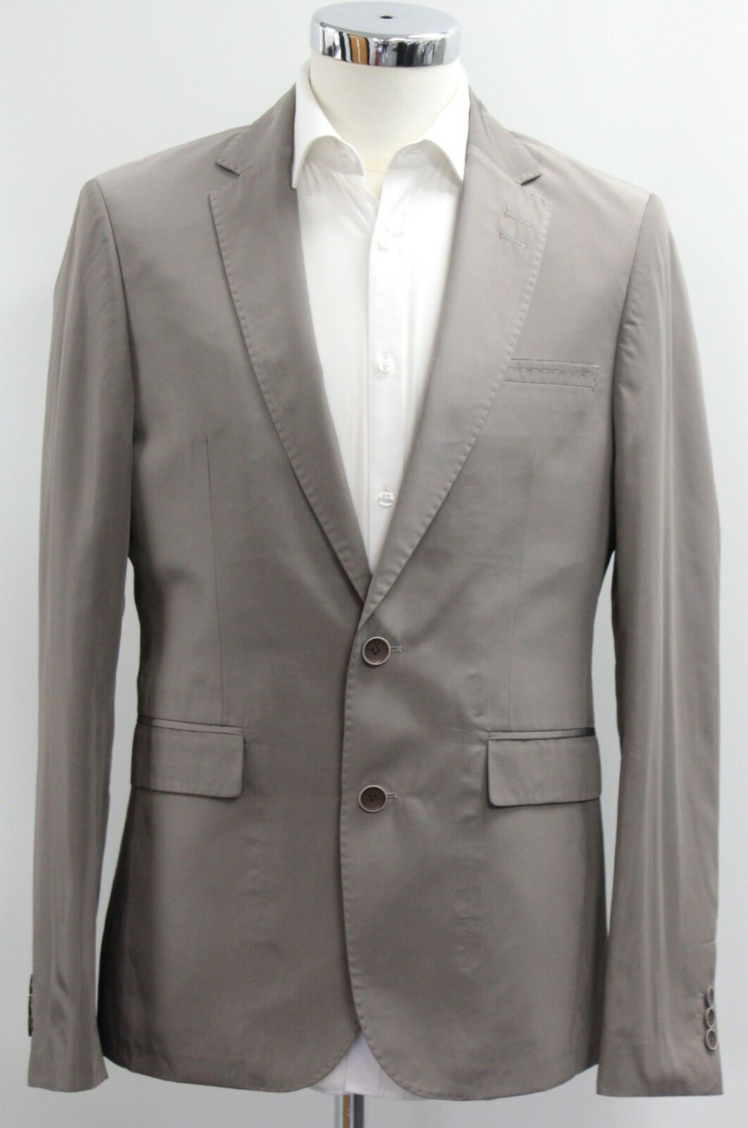 Men's casual shark Grey blazer (M).. sample 2768