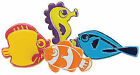 Eyelet Outlet Fun Fish Shape Brads Pack of 12