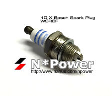 10 X BOSCH SPARK PLUG FOR SOLO 610 VA 1KW/ 2PS 0.0L 09.1971 - 07.1984