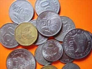 Circulated-coins-from-Indonesia