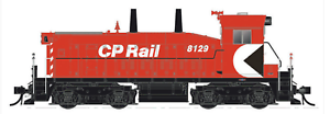 Rapido 1 87 Ho CP Canadian Pacific SW1200 RS RD DCC y Sonido 26516 F S