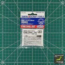 0.4mm Tamiya 74082 Fine Drill Bit