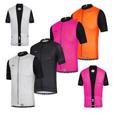 D2D pMax Men/'s Plus Size Short Sleeve Cycling Jersey