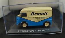 """Kiosque/ixo/atlas ◊ Citroen Type H """"Brandt"""" ◊ 1/43 ◊Boxed / En boîte ◊"""