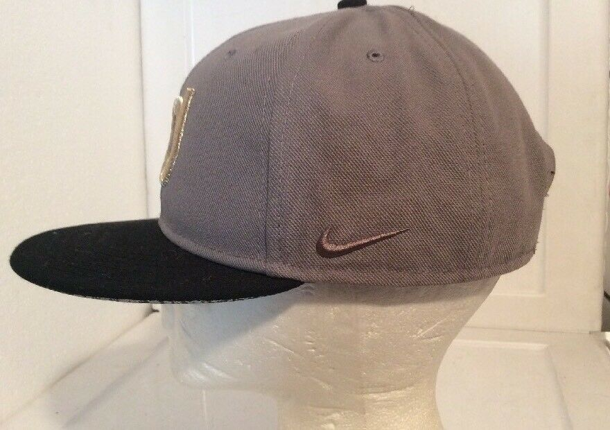 official photos 9b704 08a68 ... discount code for nike snapback true kd kevin durant adult snapback  nike hat cap gold logo