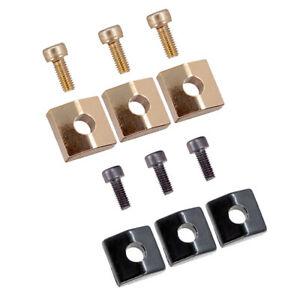 6-Pcs-Electric-Guitar-Tremolo-Bridge-Nut-Clamp-amp-Screws-for-Parts