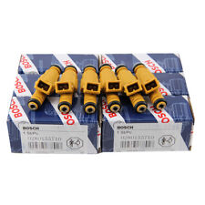 Set Of 6 Bosch Fuel Injectors For 1987 1998 Jeep 40l Replace 0280155710