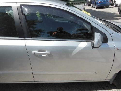 HOLDEN ASTRA RIGHT FRONT DOOR SHELL AH, HATCHWAGON, 10TH LETTER OF VIN 69 , 09