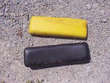 John Deere Tractor Jd Seat Back Pads Pad Yellow Amp Black