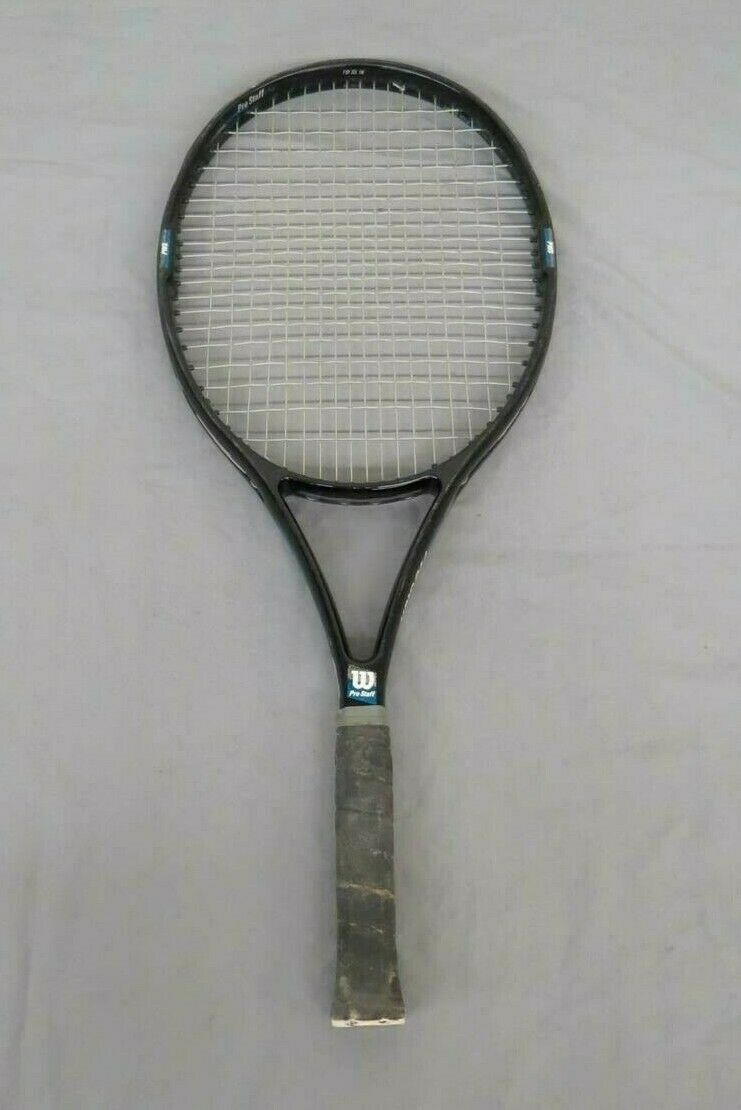 Wilson Pro Staff 4.5 Si 110 Sq In Tennis Racquet w 4-1 4  Grip Fast Shipping