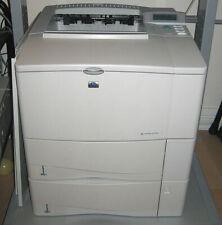 HP LaserJet 4100DTN Duplex Network Printer C8052A 120 Day Warranty FREE SHIPPING
