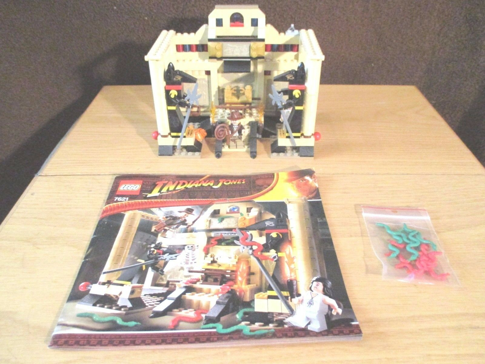 Lego - 7621 Indianer Jones - Das verlorene Grab