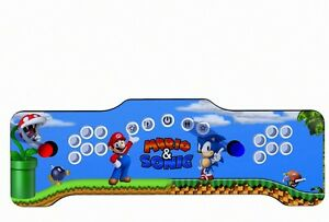 Panel-Stick-borne-Retro-Arcade-Machine-Jeux-video-gamer-joystick-2-player-ou