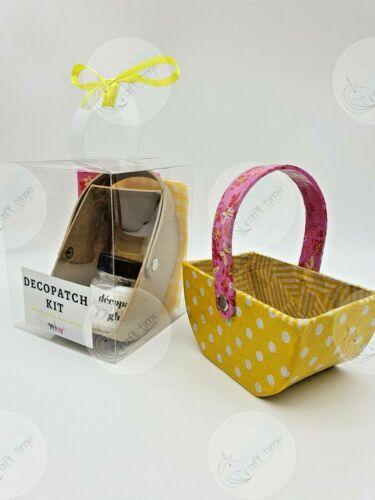 Decopatch Easter Paper Mache