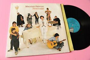 MAURIZIO FABRIZIO LP PERSONAGGI ORIGINALE EX