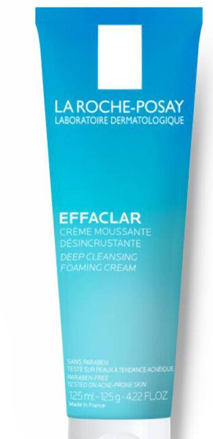 La Roche Posay Effaclar Deep Cleansing Foaming Cream ,125ml.