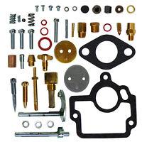 Ihc Farmall M Mv W-6 Comprehensivecarburetor Kit Free Shipping