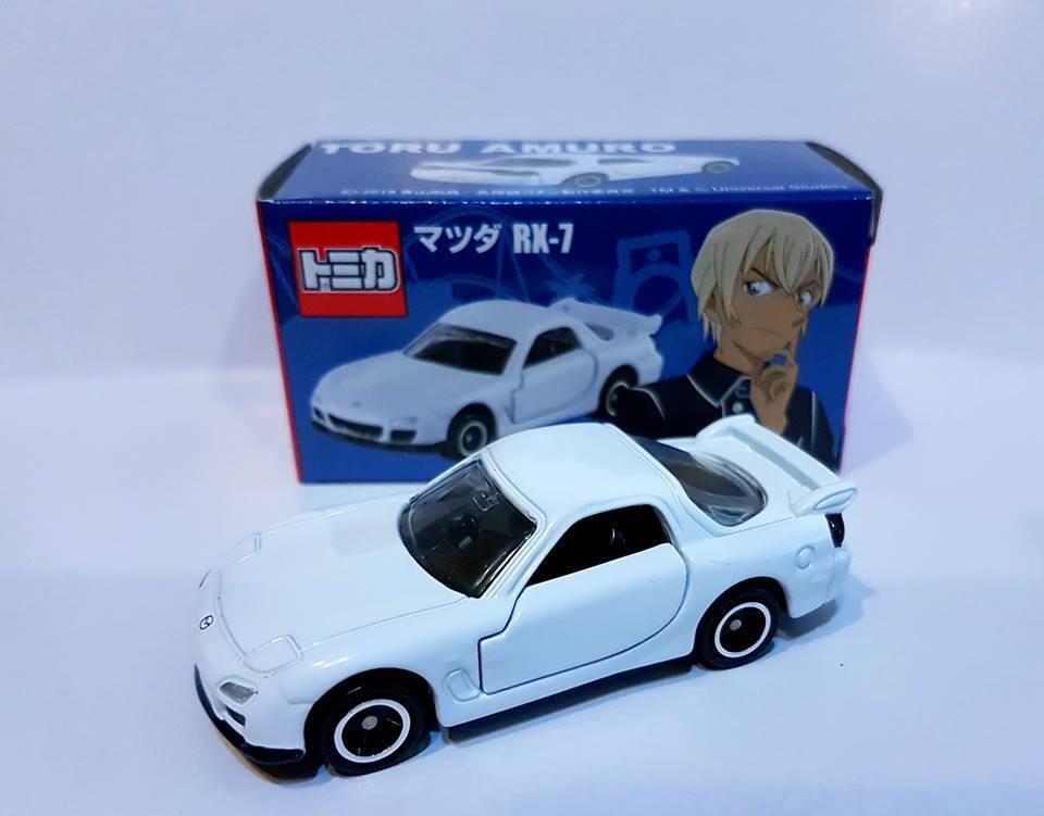 TOMICA Mazda RX-7 Detective Conan TORU AMURO USJ Japan 1 59