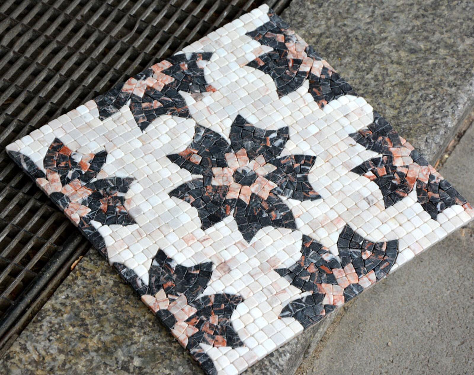MUY LINDO   Mosaico 30 ,5x30, 5 Cm Mármol wandmosaik Suelo piedra natural