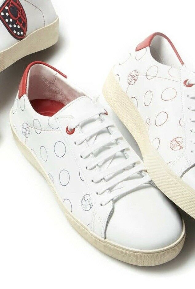 Carolina Herrera Sneakers trainers shoes lace up NIB 100% authentic