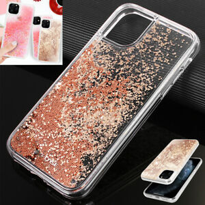 G-Case For iPhone 11 Pro Max Glitter Bling Clear Shockproof Quicksand Case Cover