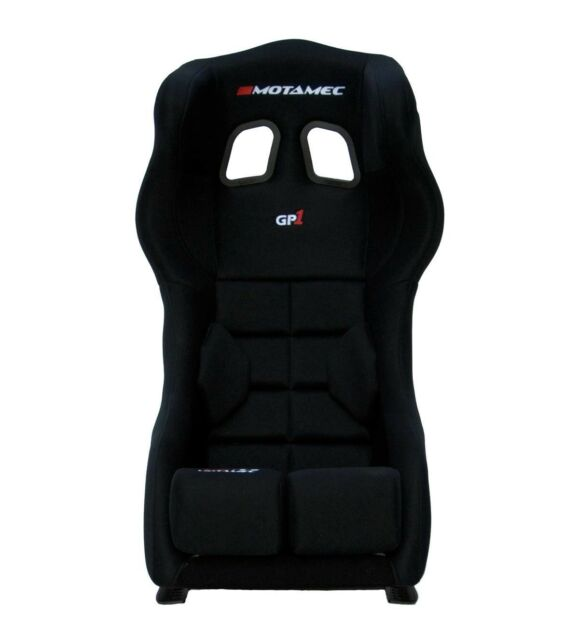 Motamec GP1 FIA Bucket Race Track Day Seat Fibreglass Shell Side Mount