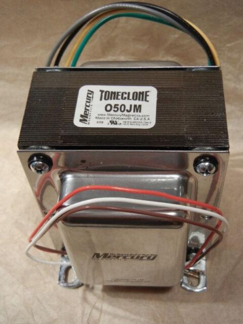Mercury Magnetics Marshall 50w Plexi Output Transformer O50JM on