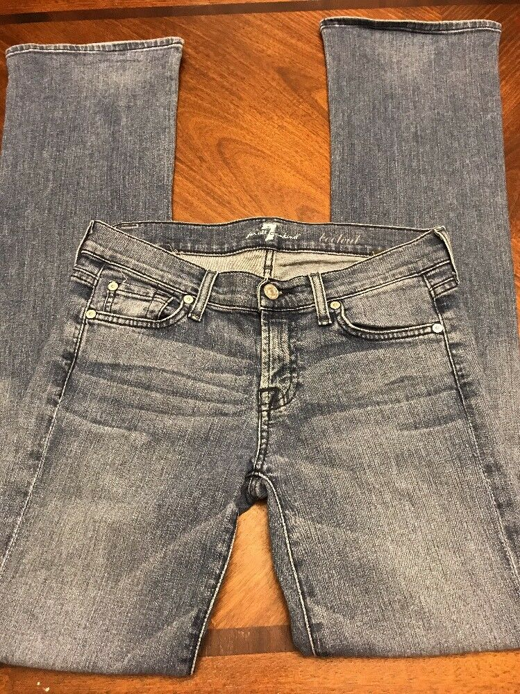 7 for All Mankind Womens Jeans size 26 Bootcut