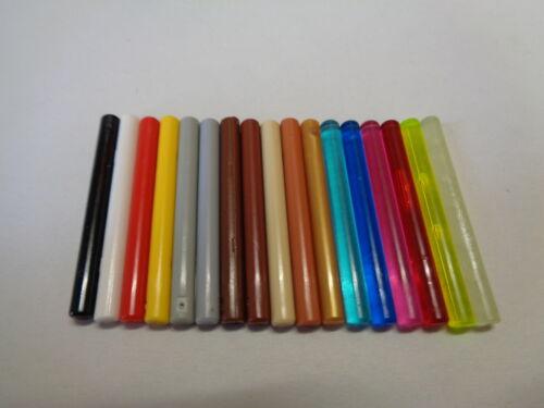 LEGO Barre Tige 4L Bar Lazer Lightsaber Blade (30374) choose color