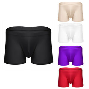 Summer-Days Mens Boxer Briefs Breathable Low Rise Trunks S-XXL