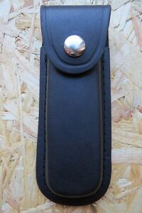 Camping & Outdoor Messer Lederetui Schwarz Für Messer Mit 13cm 2649130 Herbertz