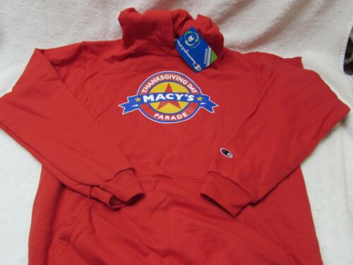 Macy/'s Thanksgiving Day Parade 2012 YOUTH XL Hoodie Sweatshirt CHAMPION FLEECE