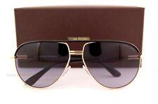Brand New Tom Ford Sunglasses TF 0285 285 Cole 01B Gold Black for Men