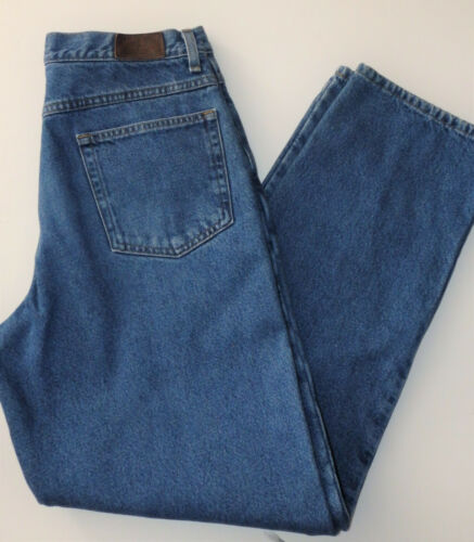 Fit Relaxed Bean Ll hommes Jeans 32x32 Flanel pour FOAOcIay