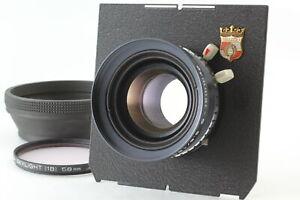 [Exc+5] Schneider SYMMAR-S 150mm F5.6 From JAPAN