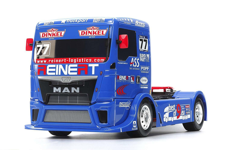 Tamiya 1 10 RC Car No.642 1 14 Team Reinert Racing Man TGS TT-01 TYPE-E 58642