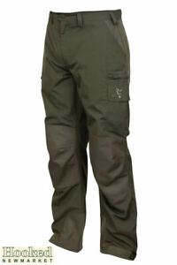 Fox Collection Green HD Trousers **Lined & Un-lined Available**