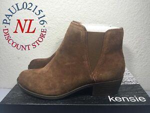 Image is loading Kensie-Women-039-s-Garry-Bootie-Short-Ankle-