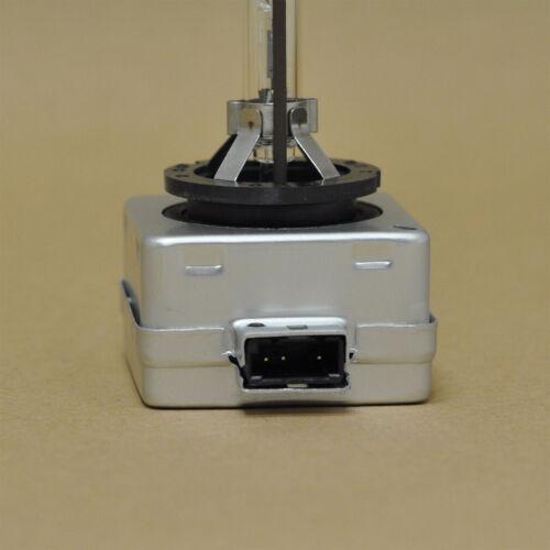 D1S 6000k White HID Xenon Bulb 2 Replacement Bulbs Headlight 35w Lamp Light UK
