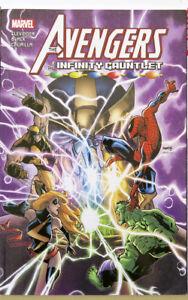 Avengers-amp-The-Infinity-Gauntlet-Marvel-Graphic-Novel-Comic-Book