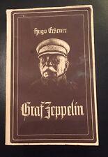 Hugo Eckener  Graf Zeppelin Sonderausgabe Zeppelinwerke 1938